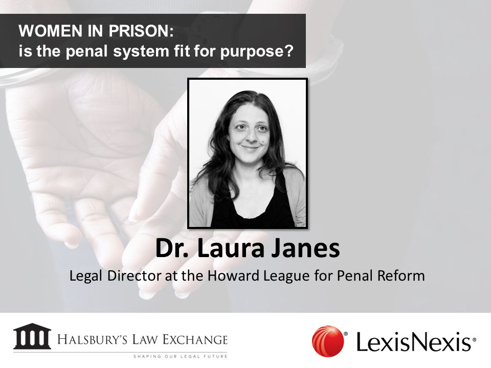 Legal Director at the Howard League for Penal Reform