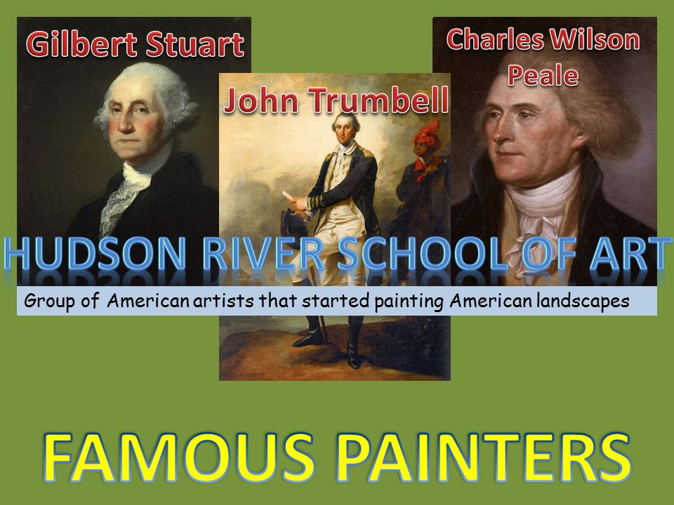 HUDSON RIVER SCHOOL OF ART