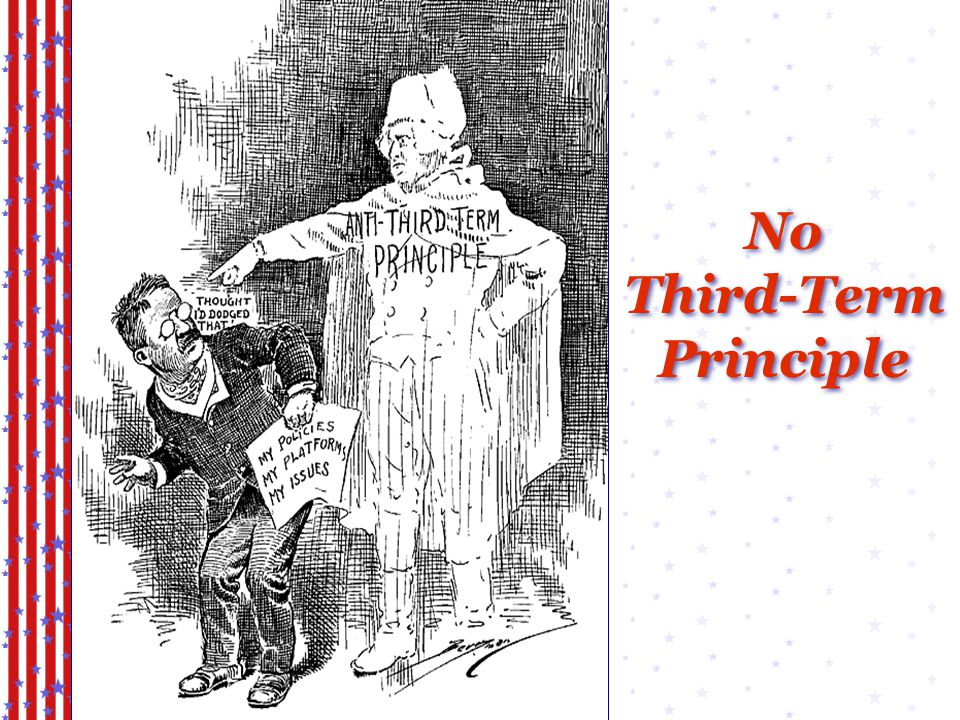 No Third-Term Principle