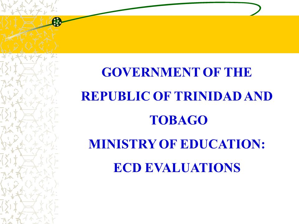 REPUBLIC OF TRINIDAD AND MINISTRY OF EDUCATION: