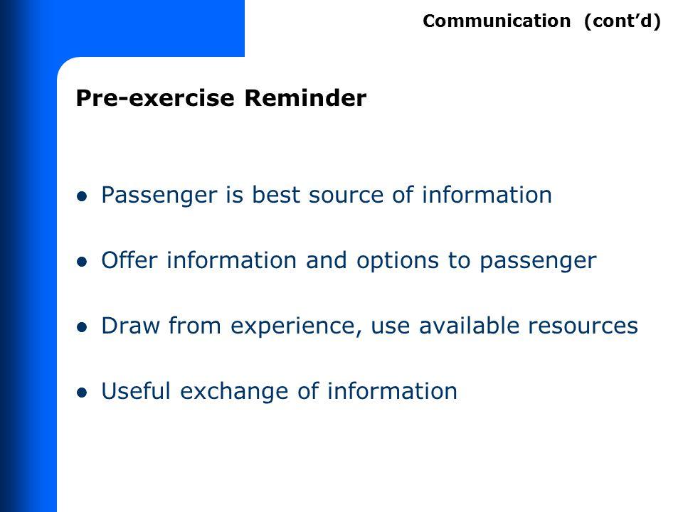 Communication Introduction Communication styles vary
