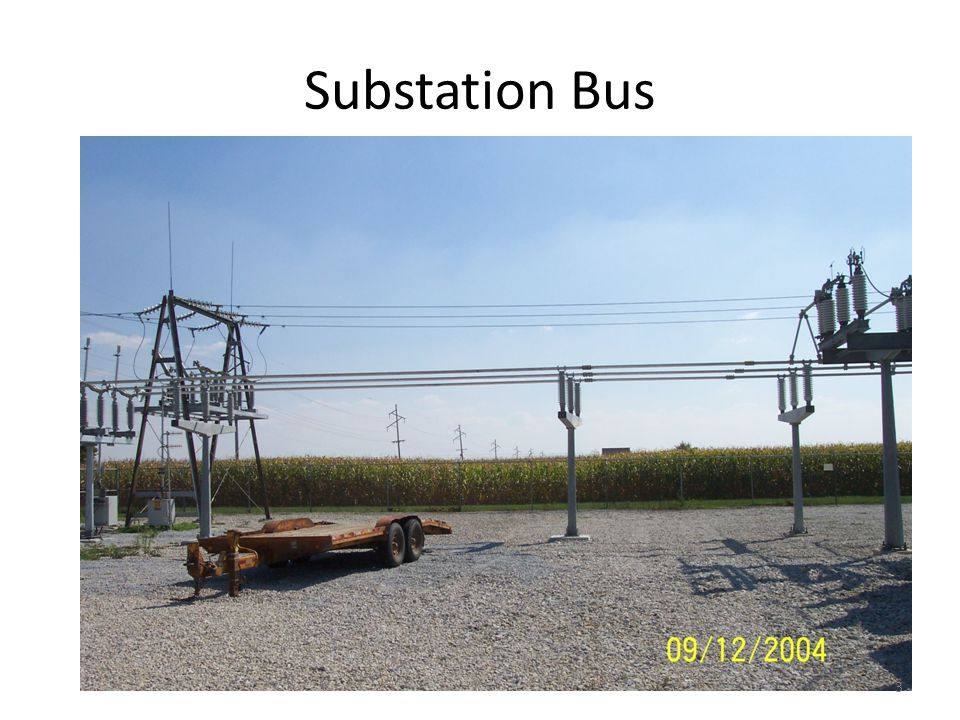 Substation Bus
