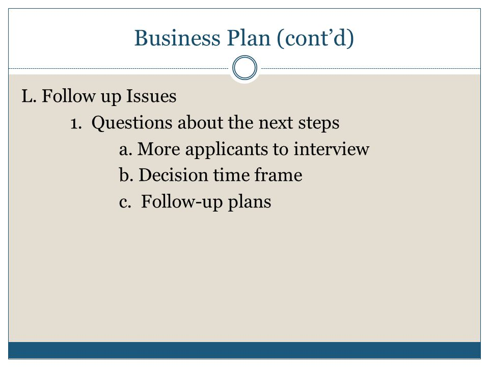 Strategic Planning for Project Management Interview Questions & Answers