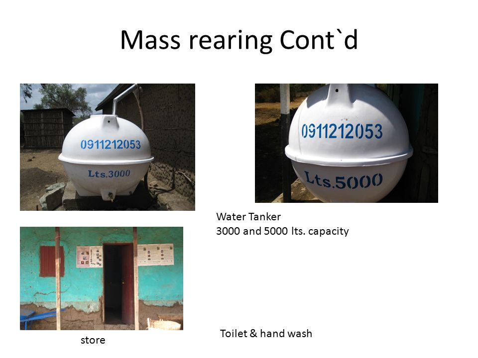 Mass rearing Cont`d Water Tanker 3000 and 5000 lts. capacity