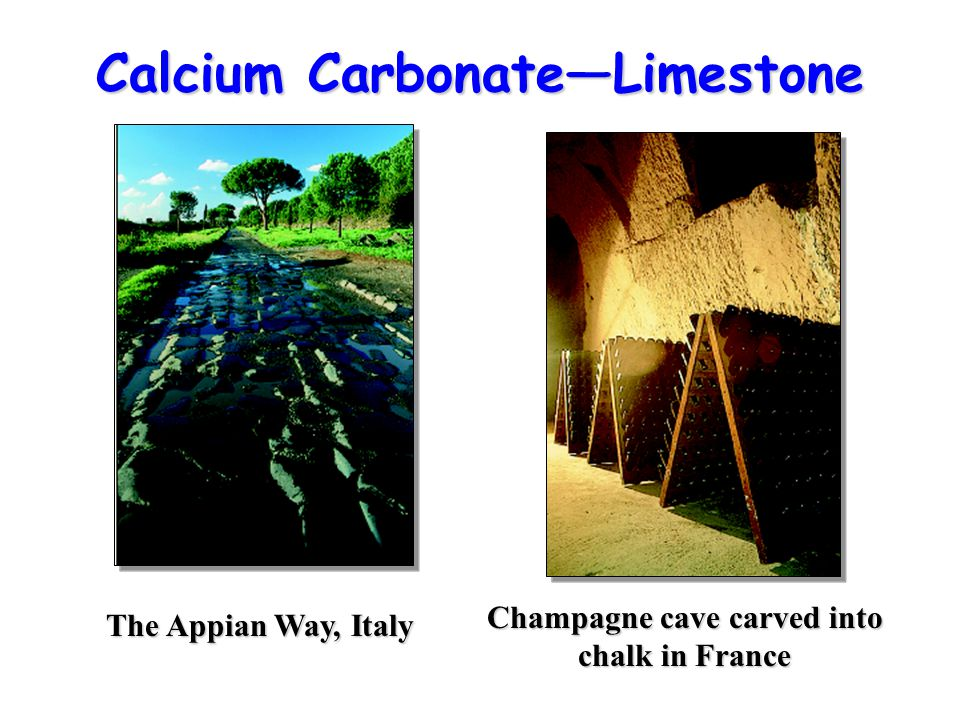 Calcium Carbonate—Limestone