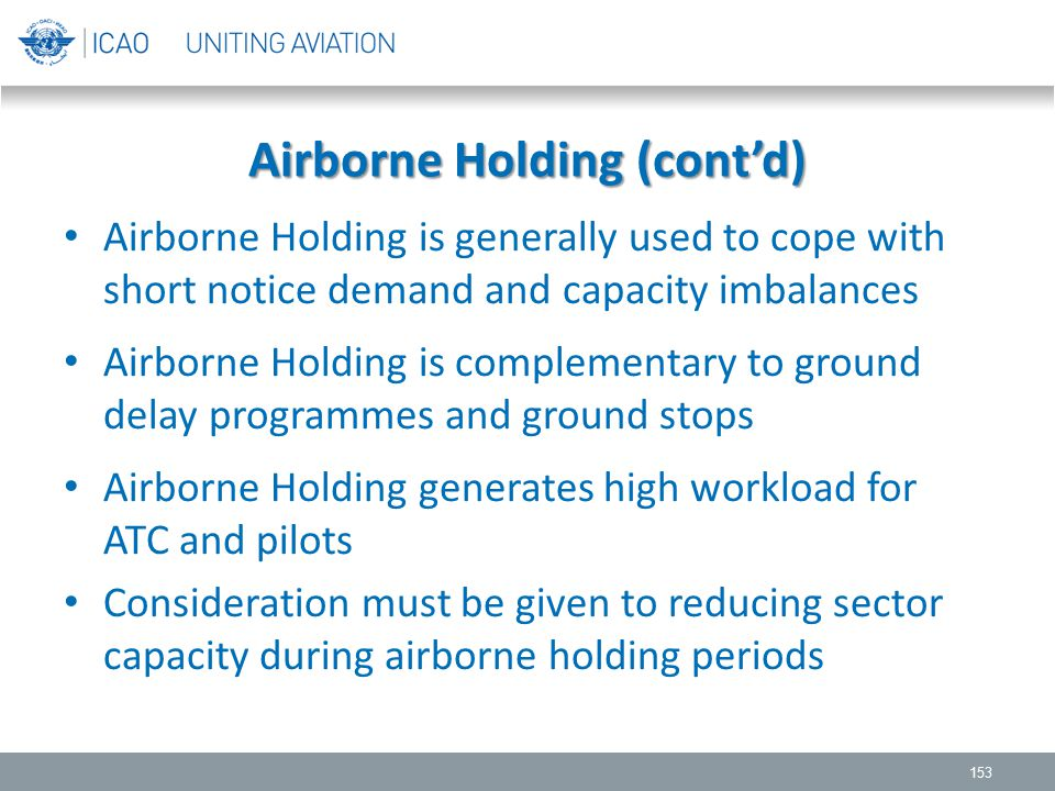 Airborne Holding (cont'd)