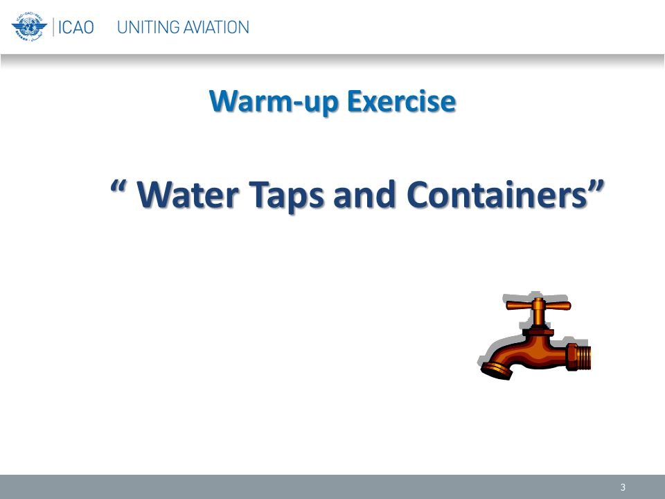 Water Taps and Containers
