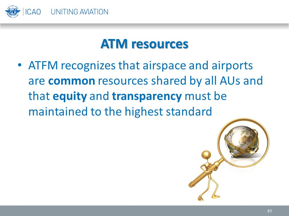 ATM resources