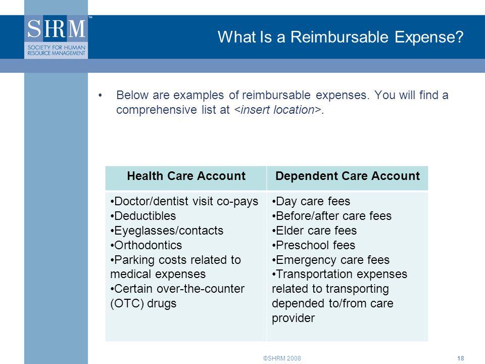 What Is a Reimbursable Expense