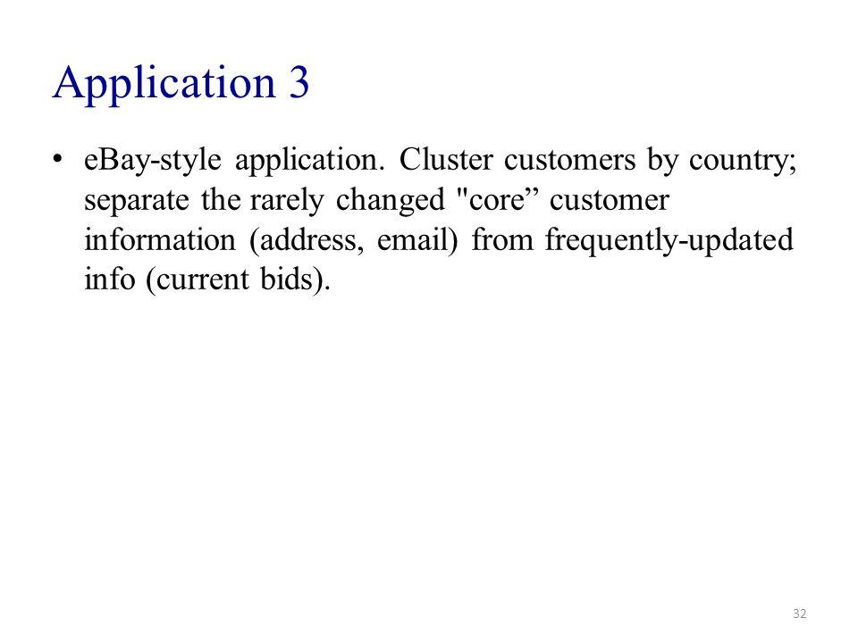 Application 3