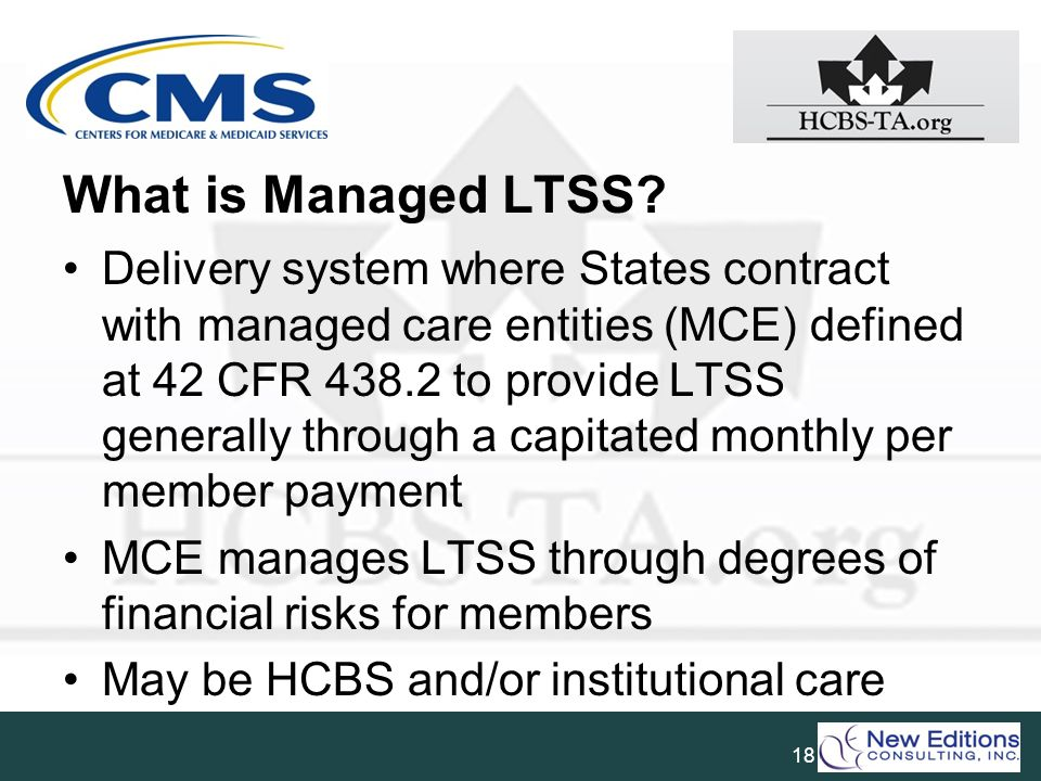 What is Managed LTSS