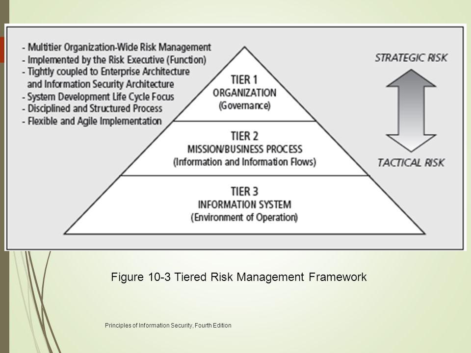 Figure 10-3 Tiered Risk Management Framework