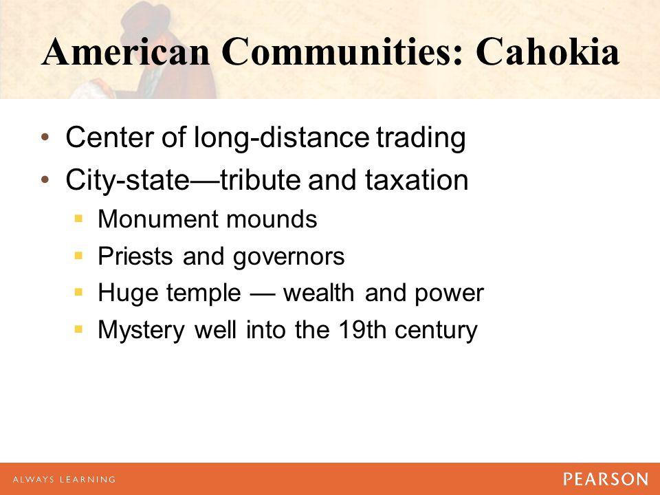 American Communities: Cahokia