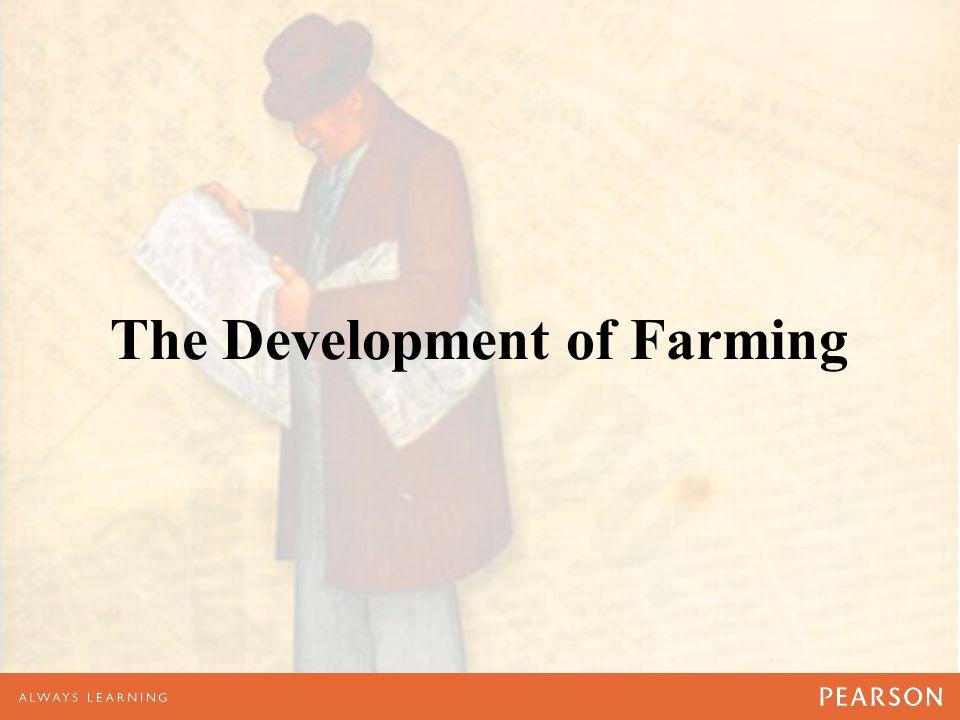 The Development of Farming