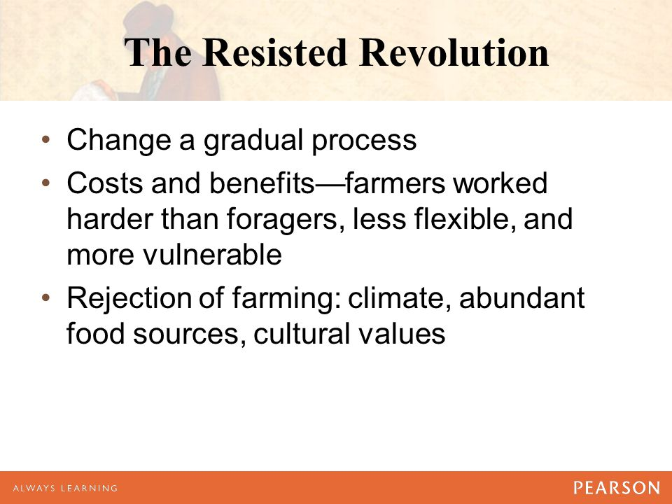 The Resisted Revolution