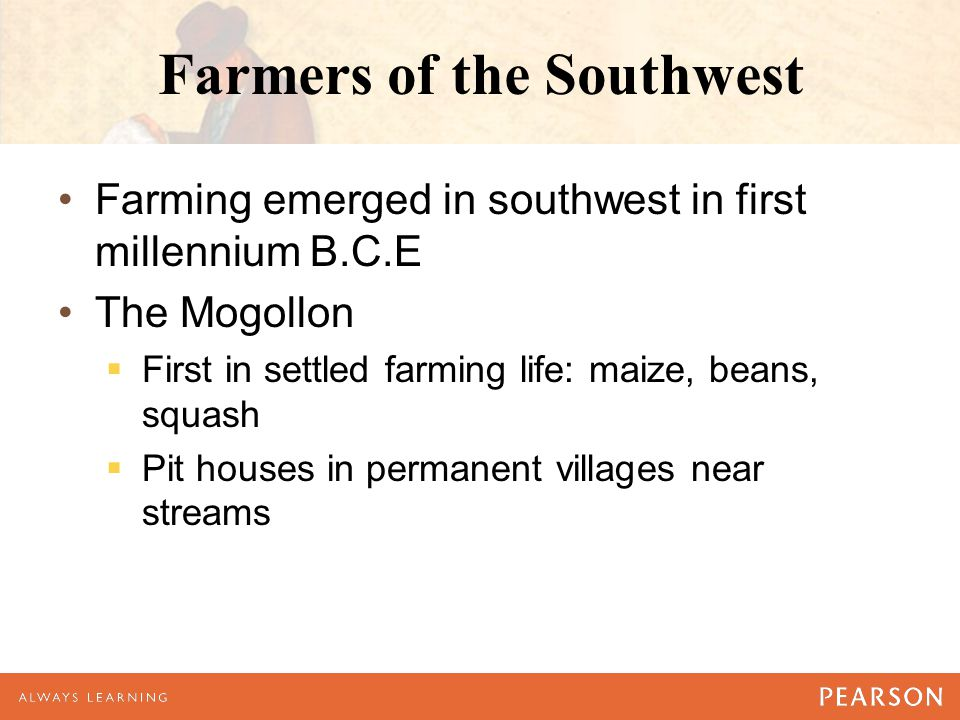 Farmers of the Southwest