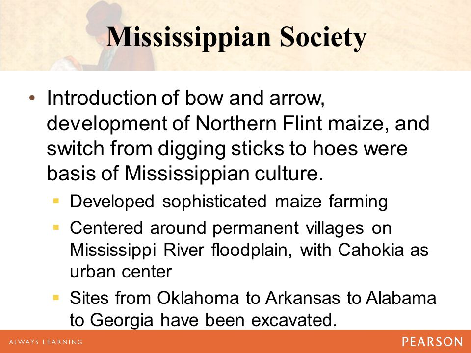 Mississippian Society