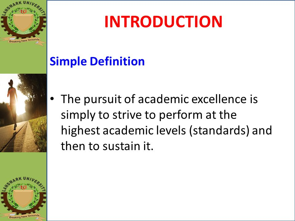 INTRODUCTION Simple Definition