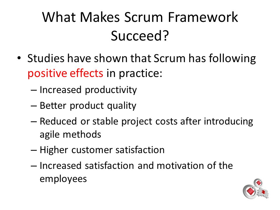 What Makes Scrum Framework Succeed