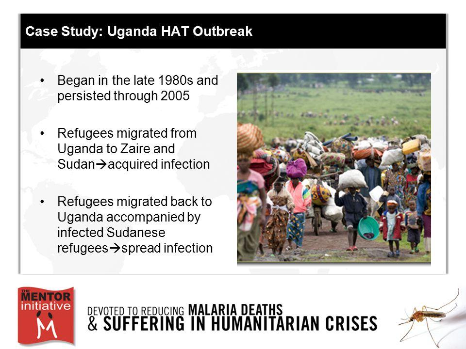 Case Study: Uganda HAT Outbreak