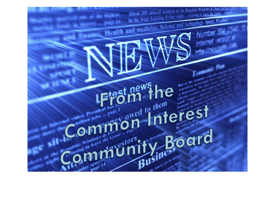 Common Interest Community Board