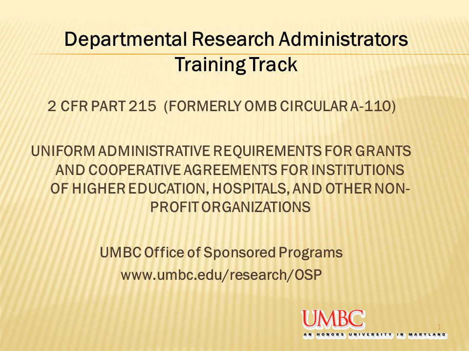 DRATT Research Compliance Series
