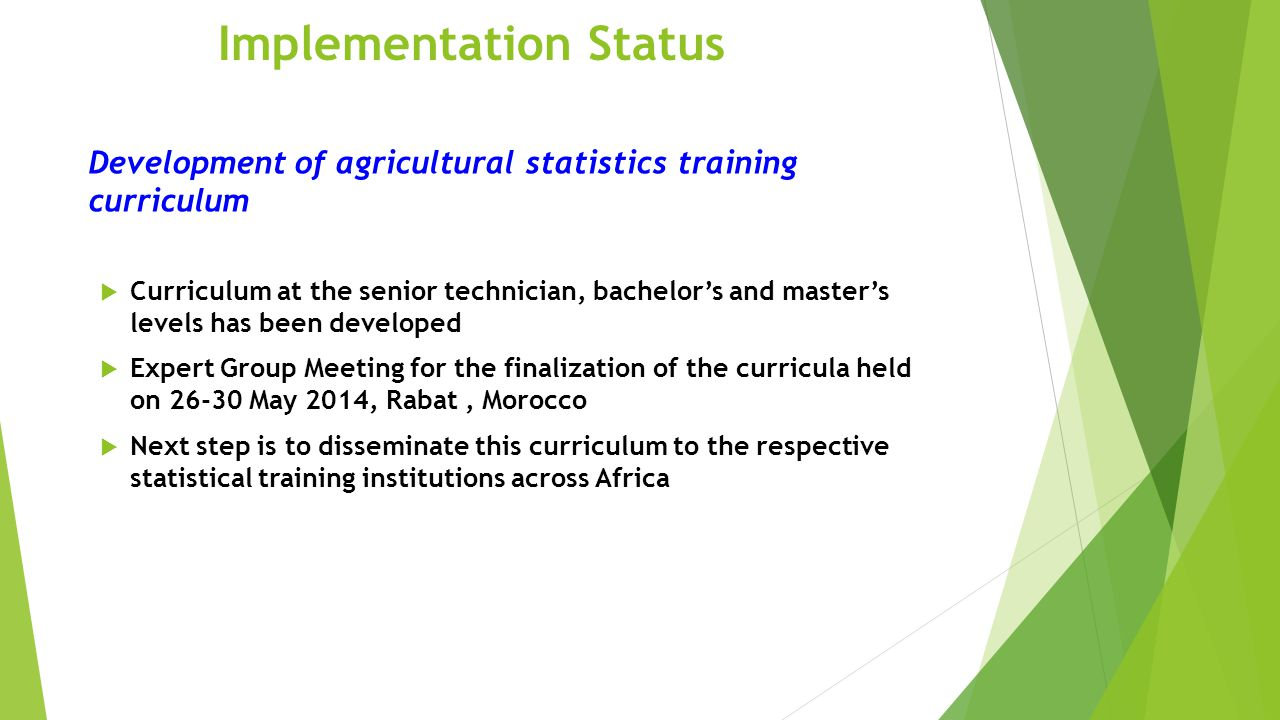 Implementation Status