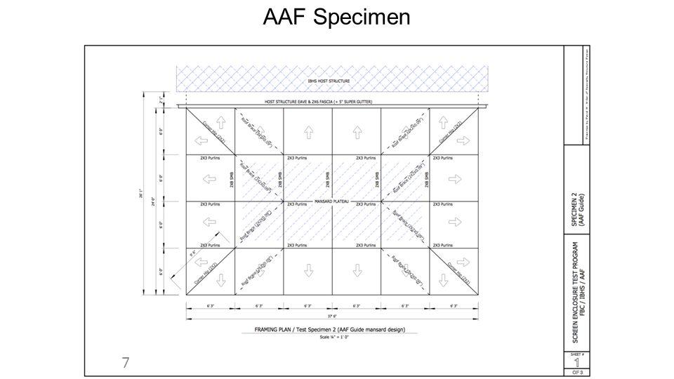 AAF Specimen