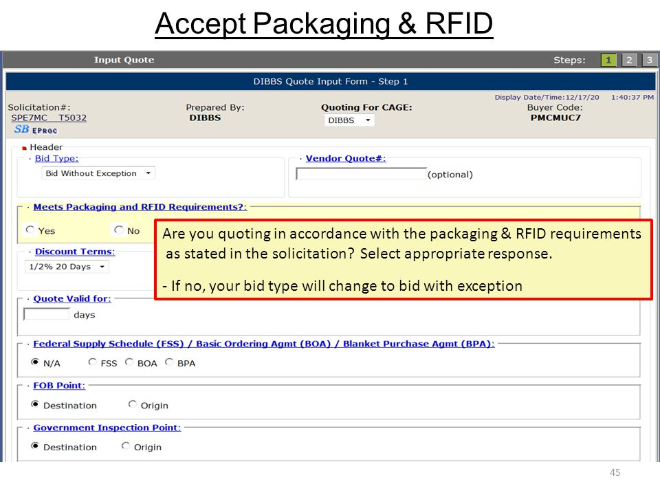 Accept Packaging & RFID