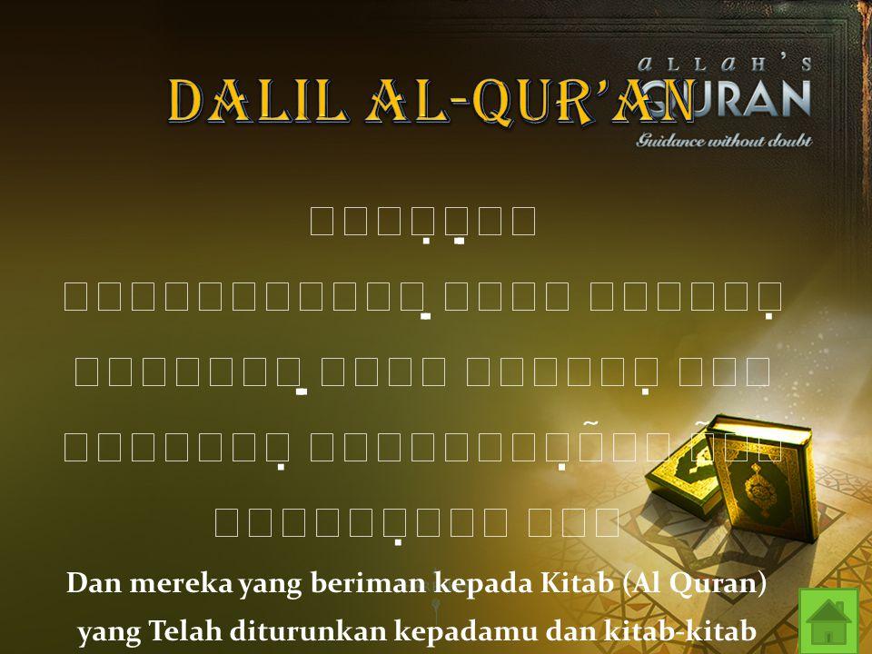 DALIL AL-QUR'AN             