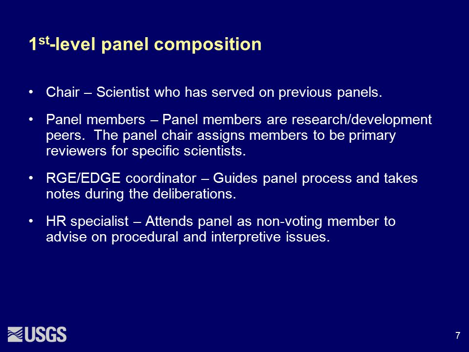 1st-level panel composition