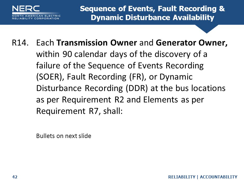 Sequence of Events, Fault Recording & Dynamic Disturbance Availability