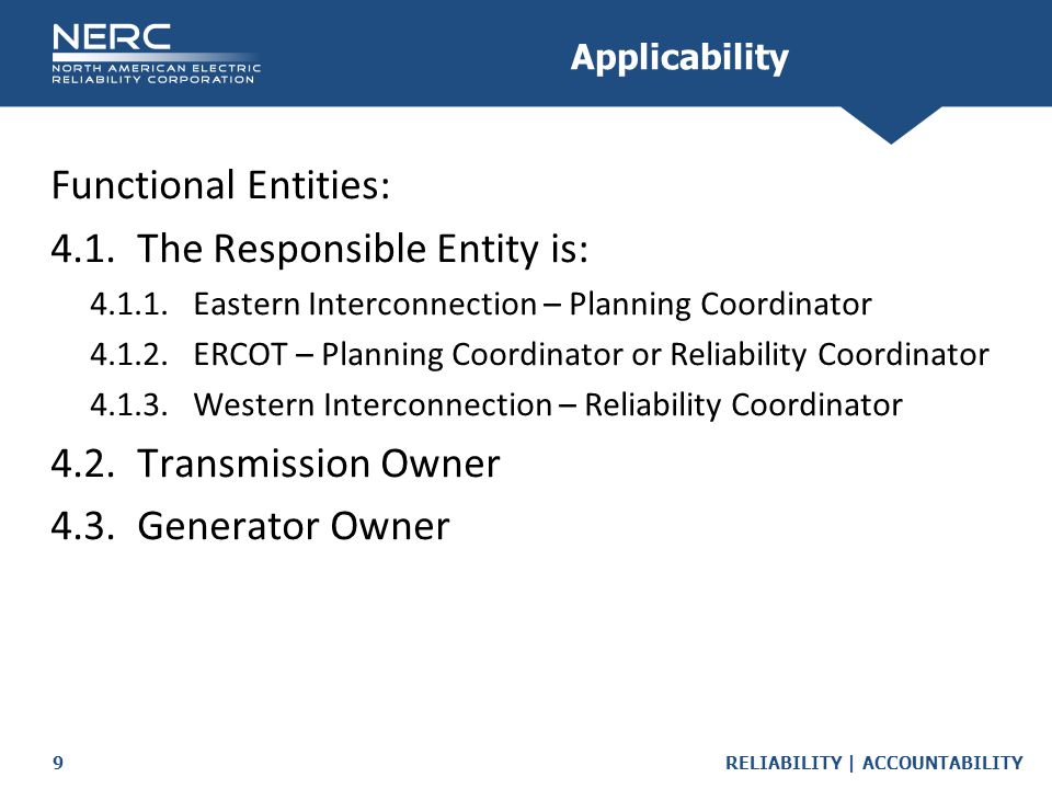 4.1. The Responsible Entity is: