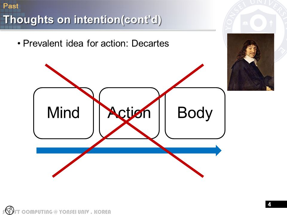 Thoughts on intention(cont'd)