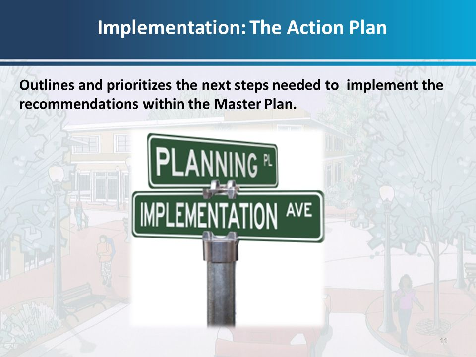 Implementation: The Action Plan