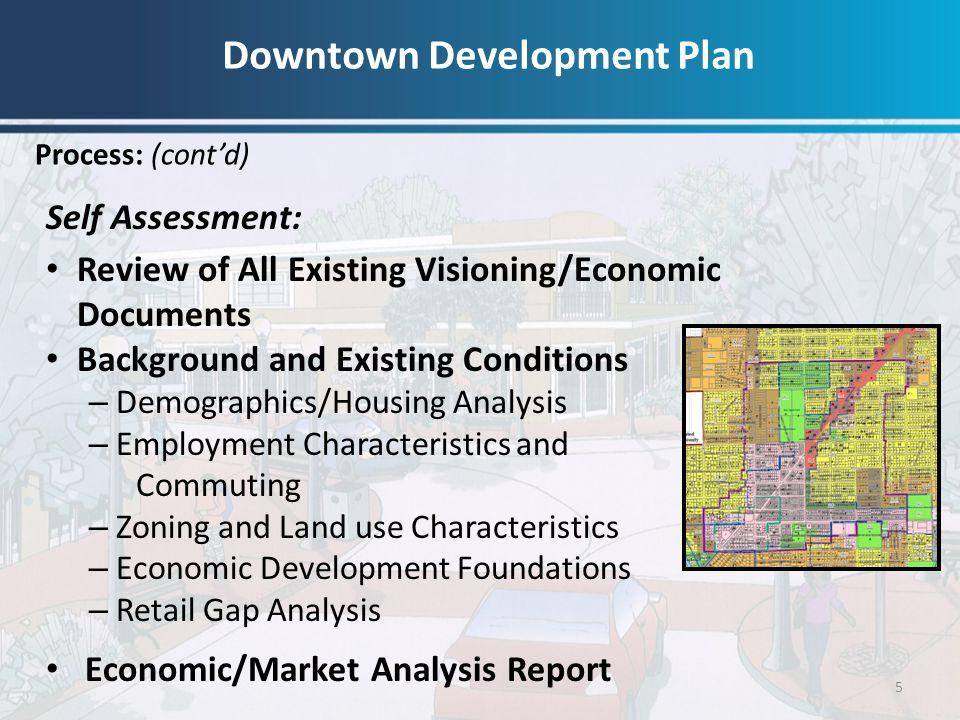 Downtown Development Plan