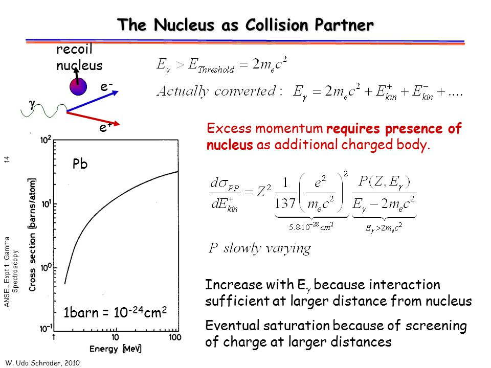 The Nucleus as Collision Partner