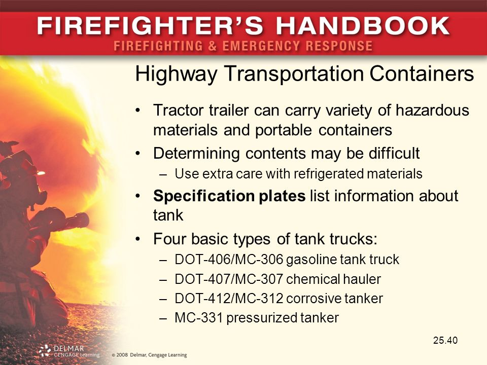 Highway Transportation Containers