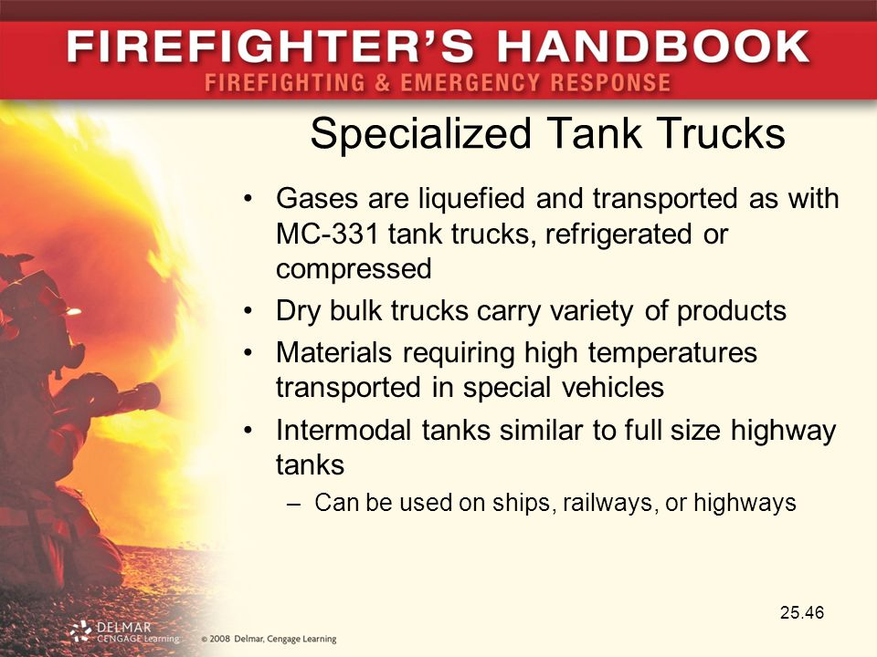 Specialized Tank Trucks