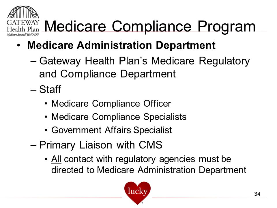 Medicare Compliance Program