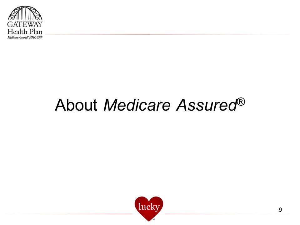 About Medicare Assured®