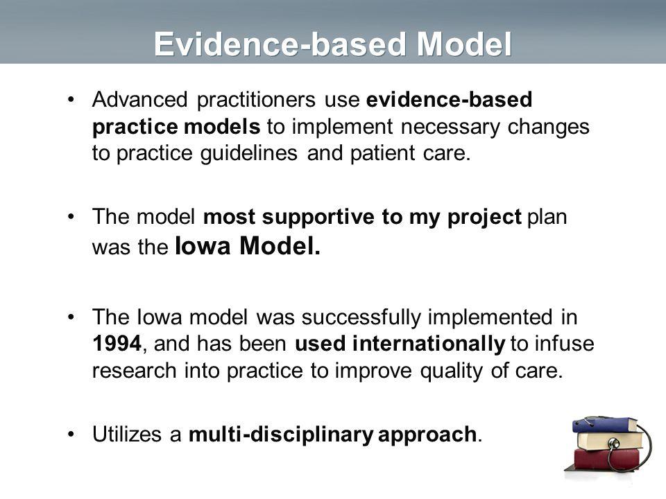 Evidence-based Model