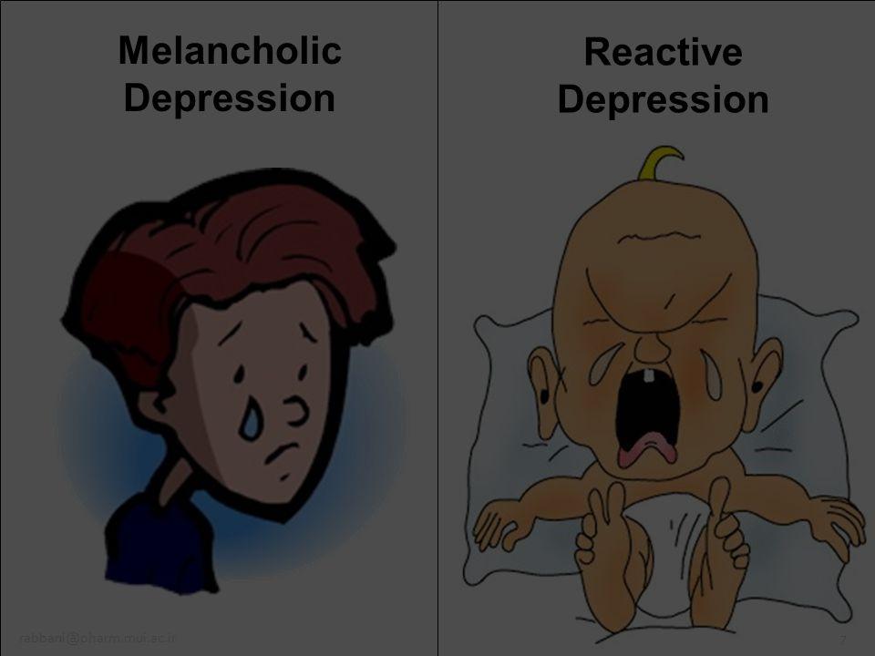 Melancholic Depression