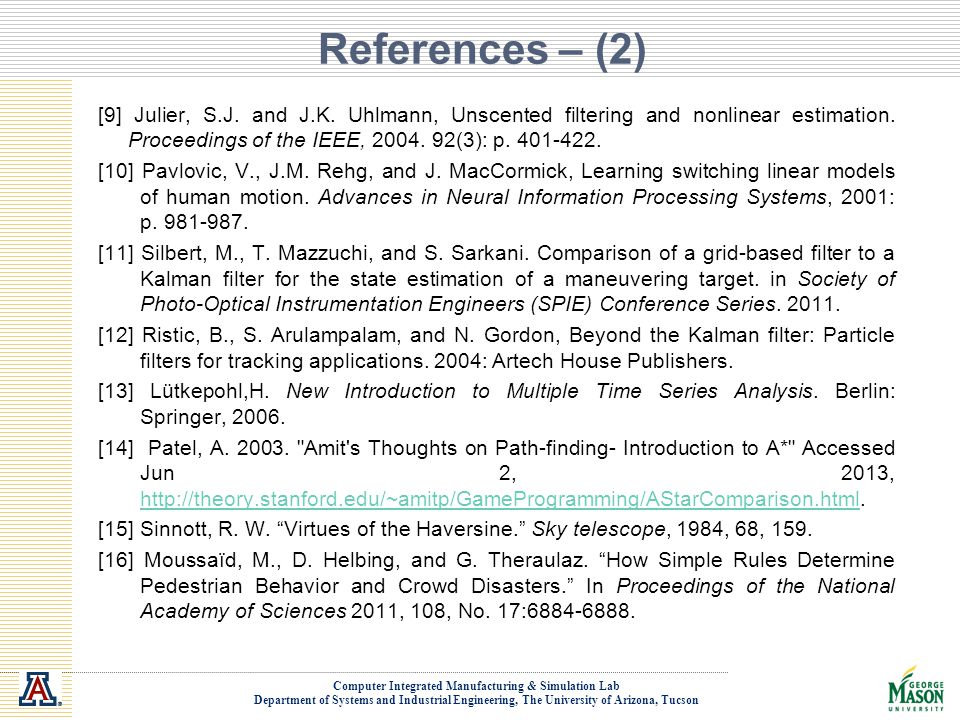 References – (2)