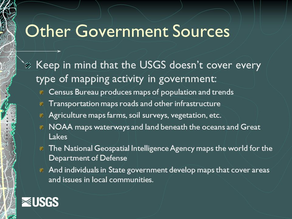 Other Government Sources