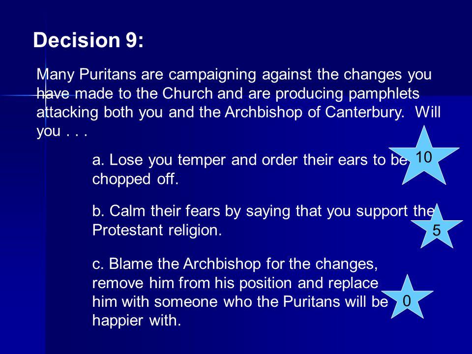 Decision 9:
