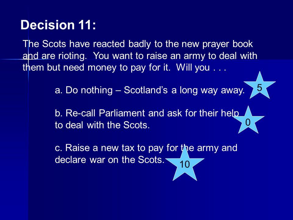 Decision 11:
