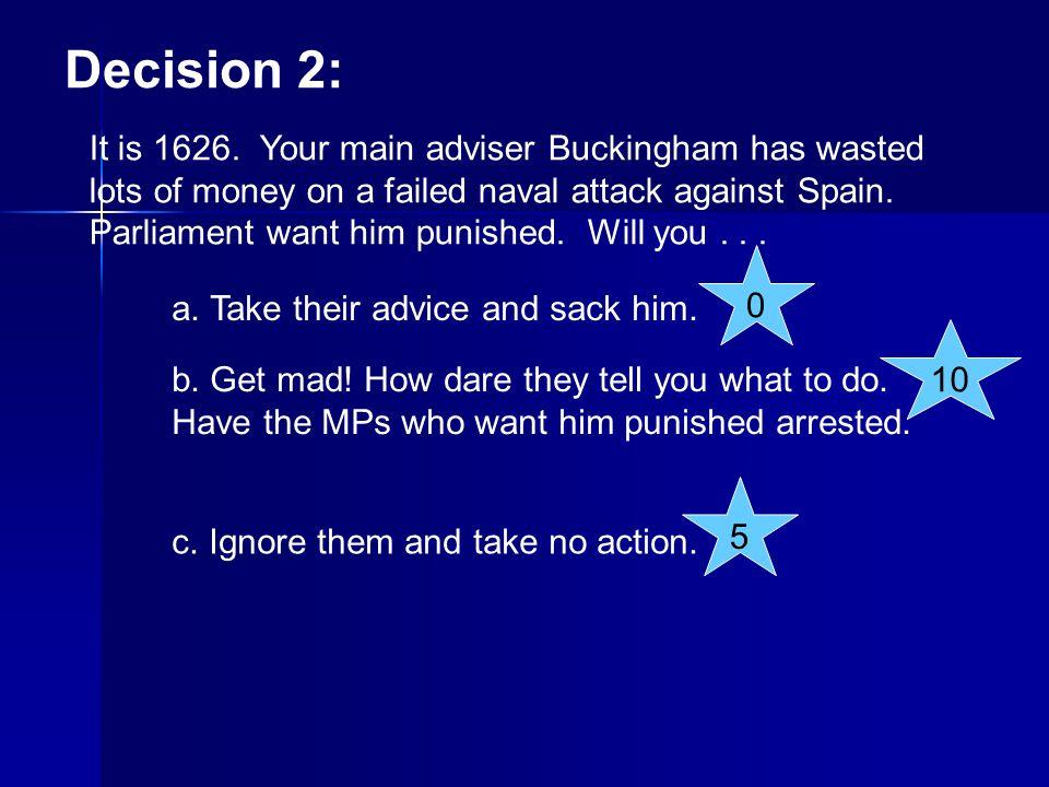 Decision 2: