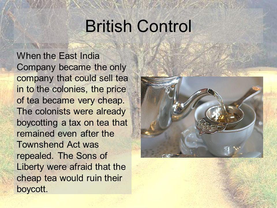 British Control