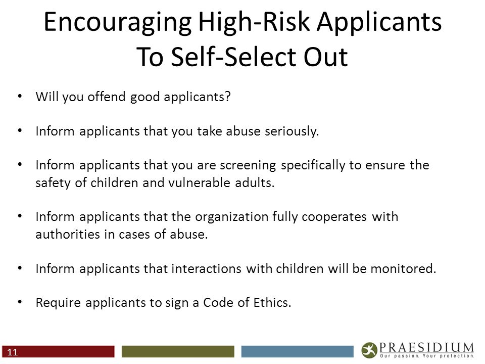 How to Use Your Application to Assess for Abuse Risk